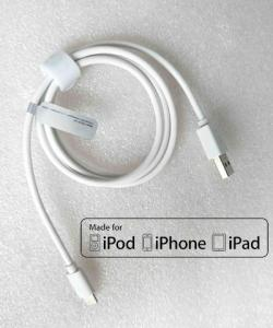 Apple certified Lighting PVC Cable