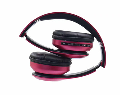 Driver Wireless Headset Foldable with Mic Headphone